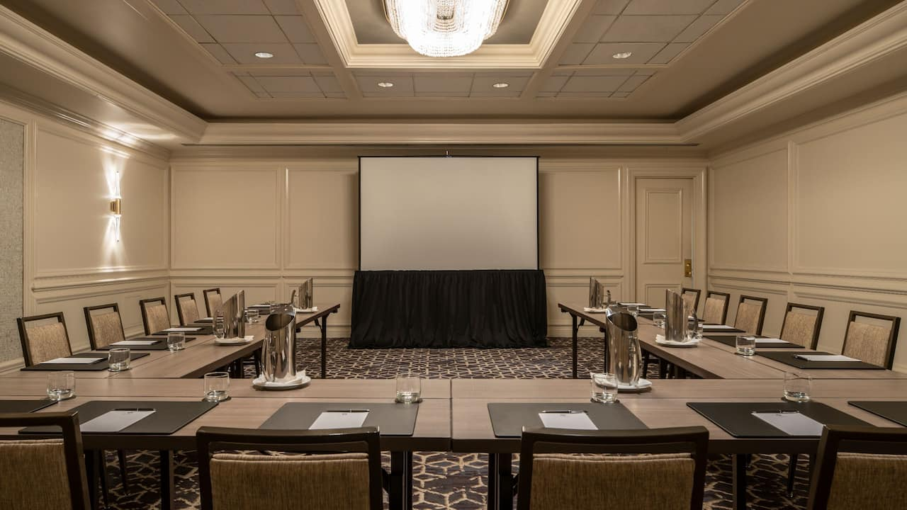 Gibraltar Meeting Room Hyatt Regency Coral Gables