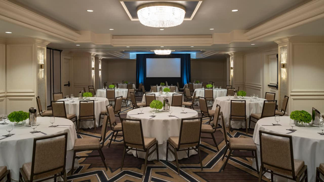 Miami Event venue Hyatt Regency Coral Gables