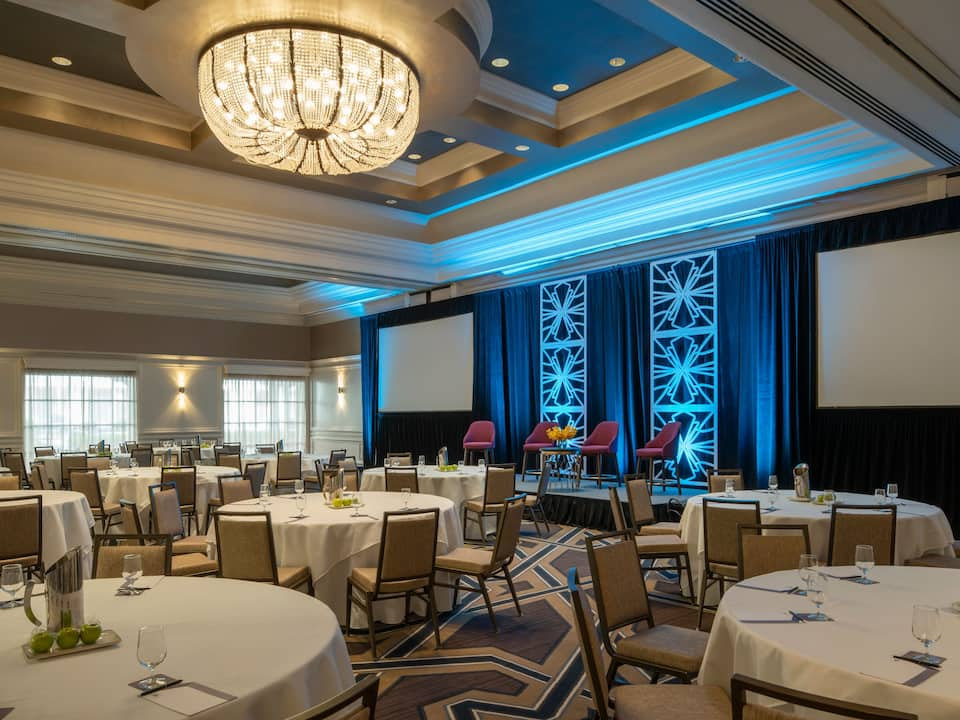 Meeting Space Hyatt Regency Coral Gables