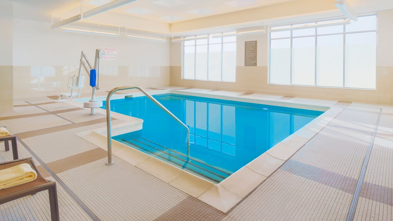 Hyatt Place New York/Yonkers Indoor Pool