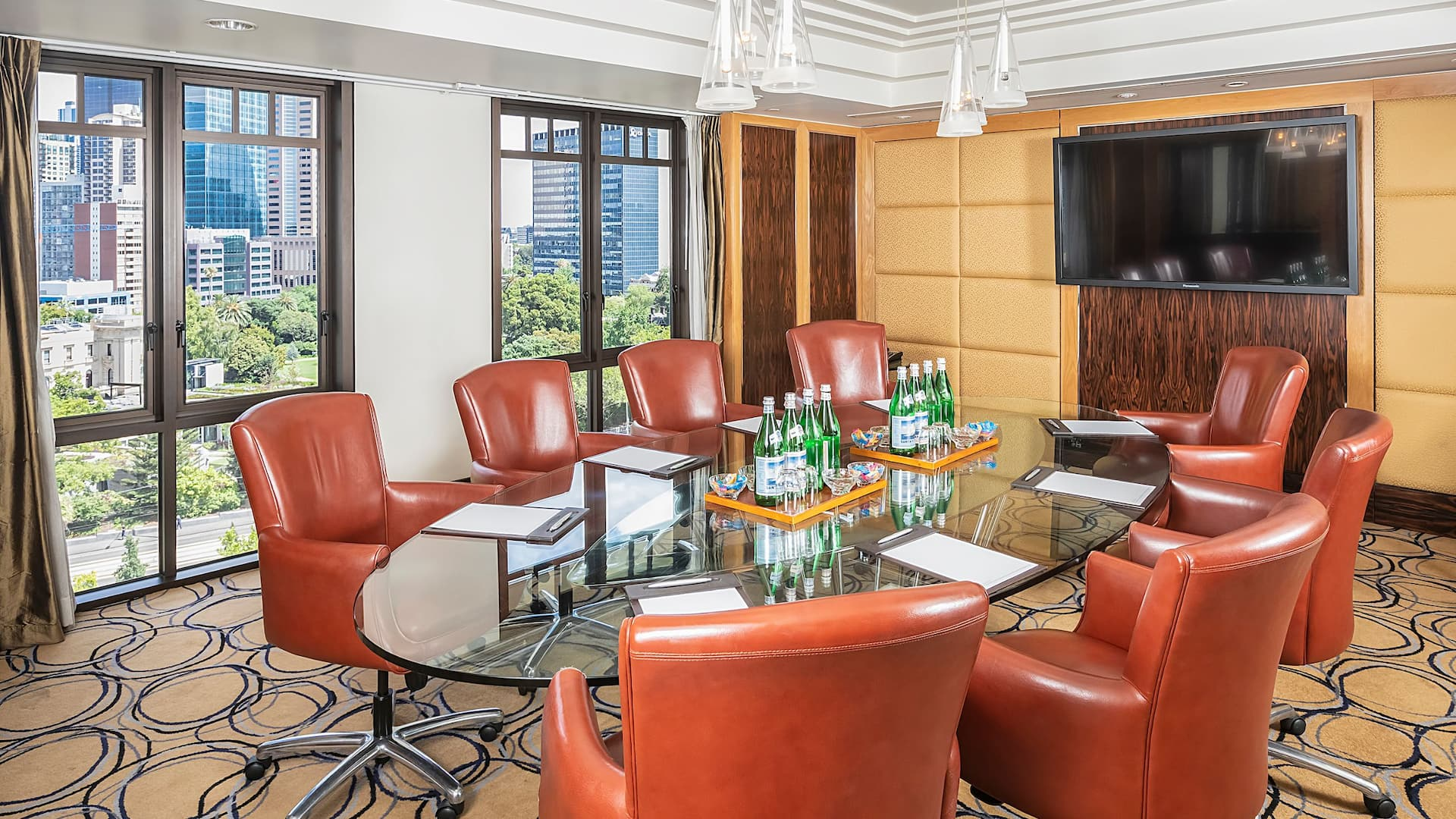 Park Hyatt Melbourne Park Lounge Boardroom