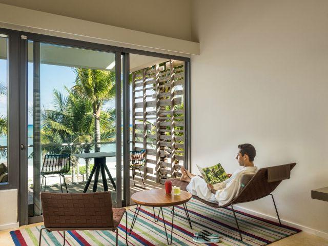 Andaz Mayakoba Resort Riviera Maya Beach Front Studio