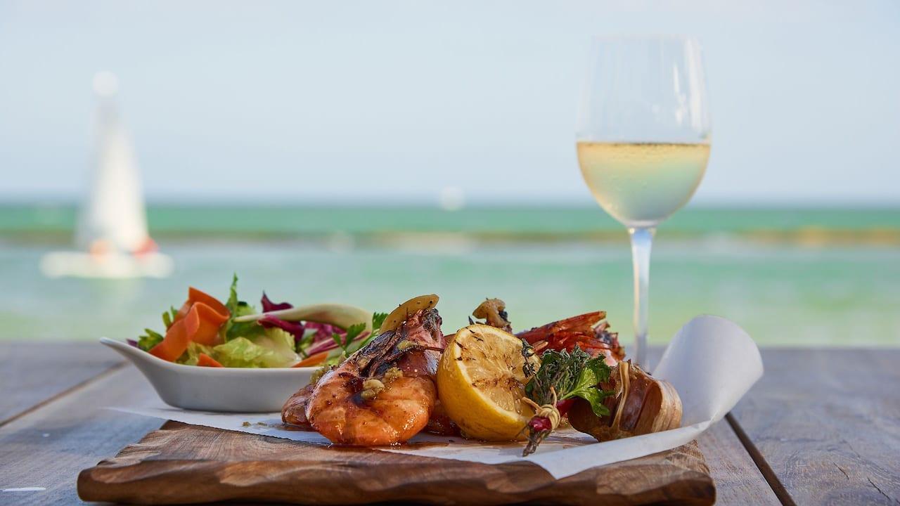 Dinner at Sotavento