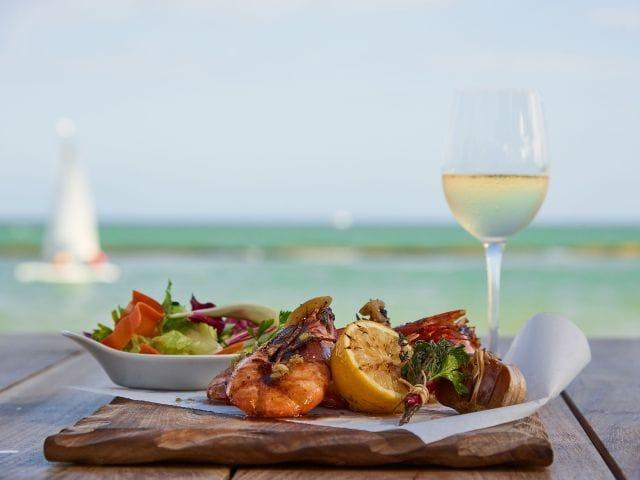 Andaz Mayakoba Resort Riviera Maya Sotavento Dinner View