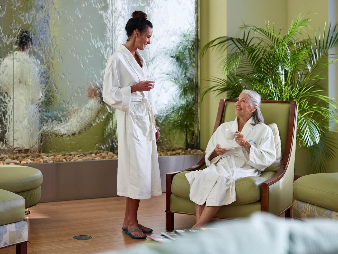 Massage Lobby