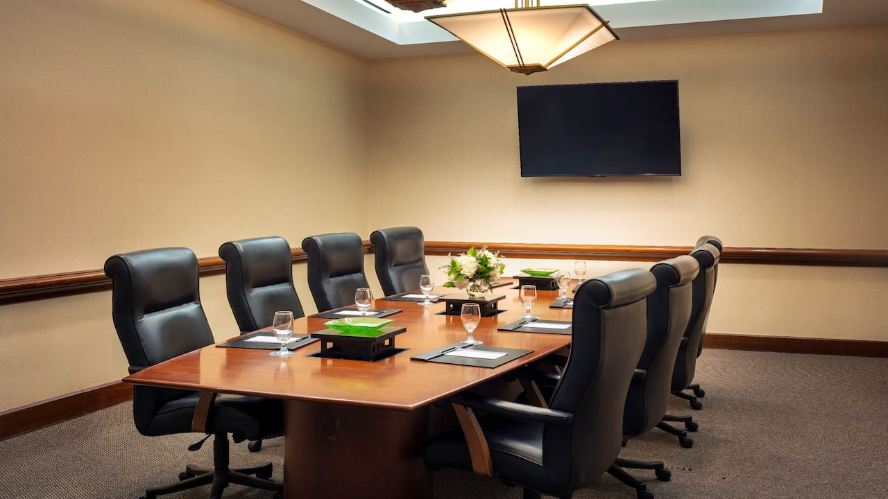 Walnut Boardroom