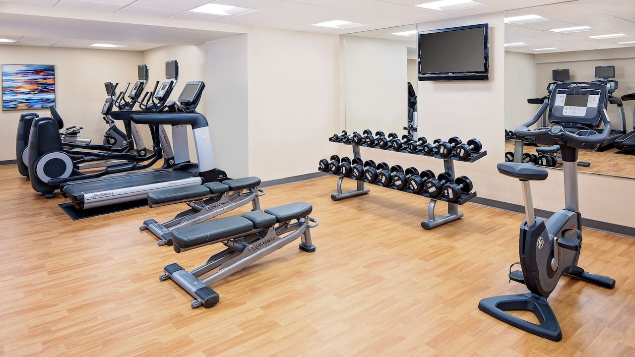 Hyatt Place Denver / Cherry Creek 24/7 Gym