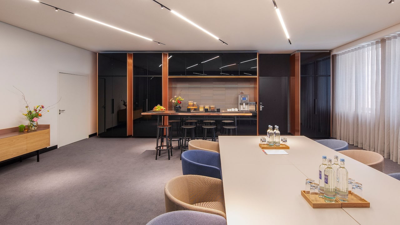 Andaz Munich Events Studio Three