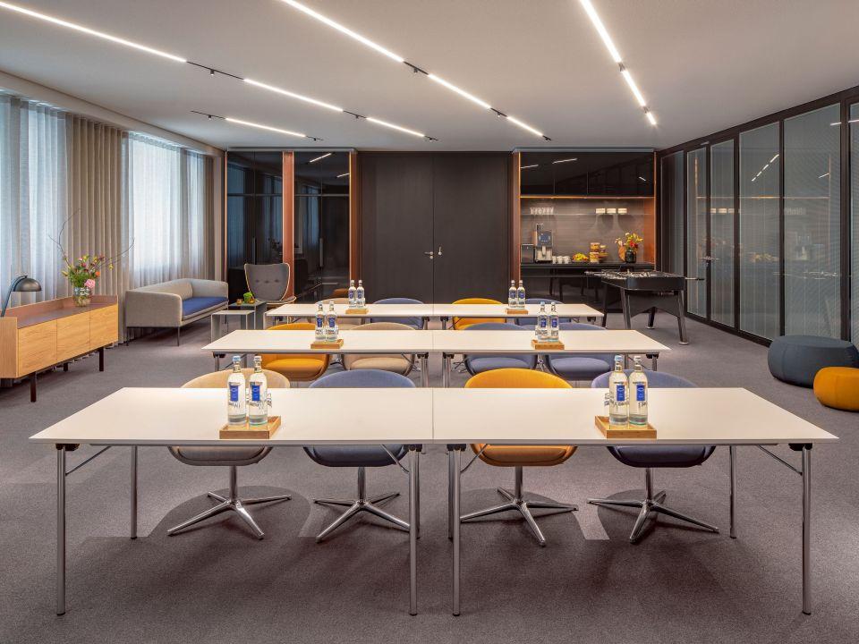 Andaz Munich Events Studio Four Parliament