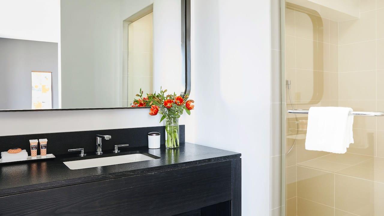Guestroom Bathroom Shower