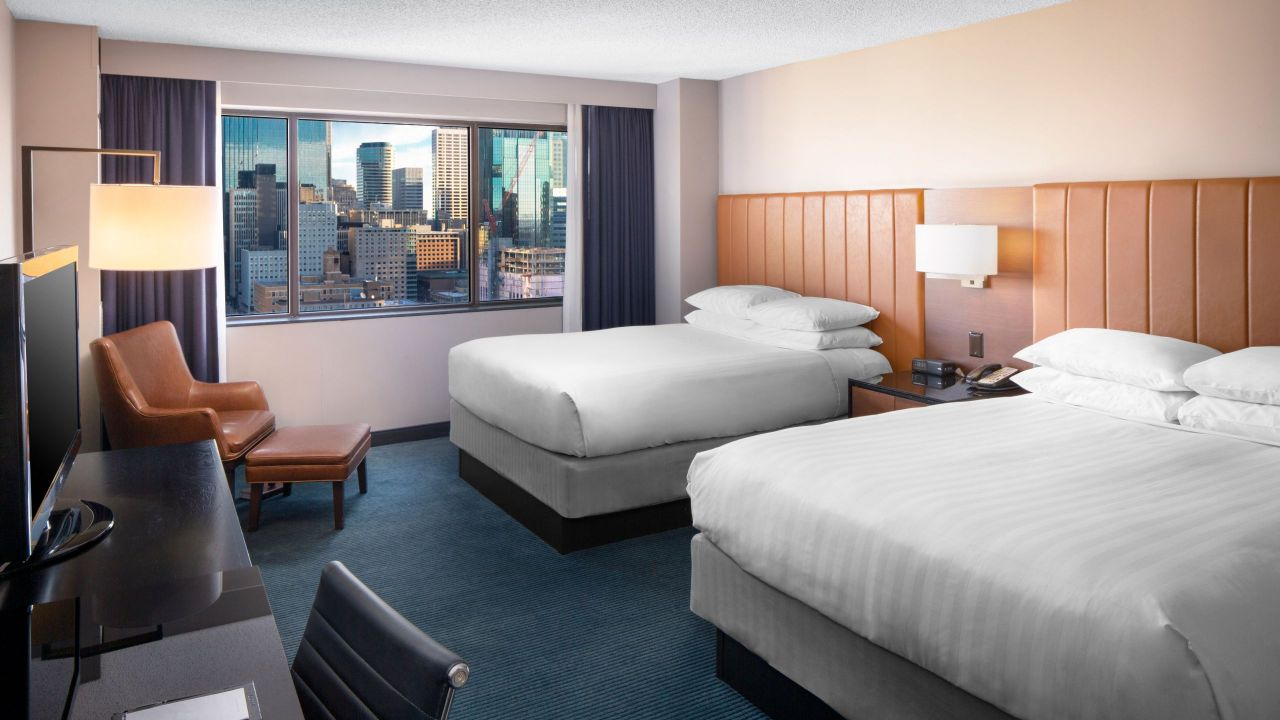 Double Queen Guestroom with City View