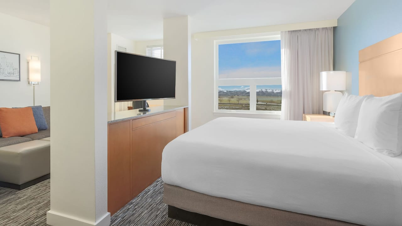 Hyatt House Denver Airport Hyatt House Deluxe Studio Suite