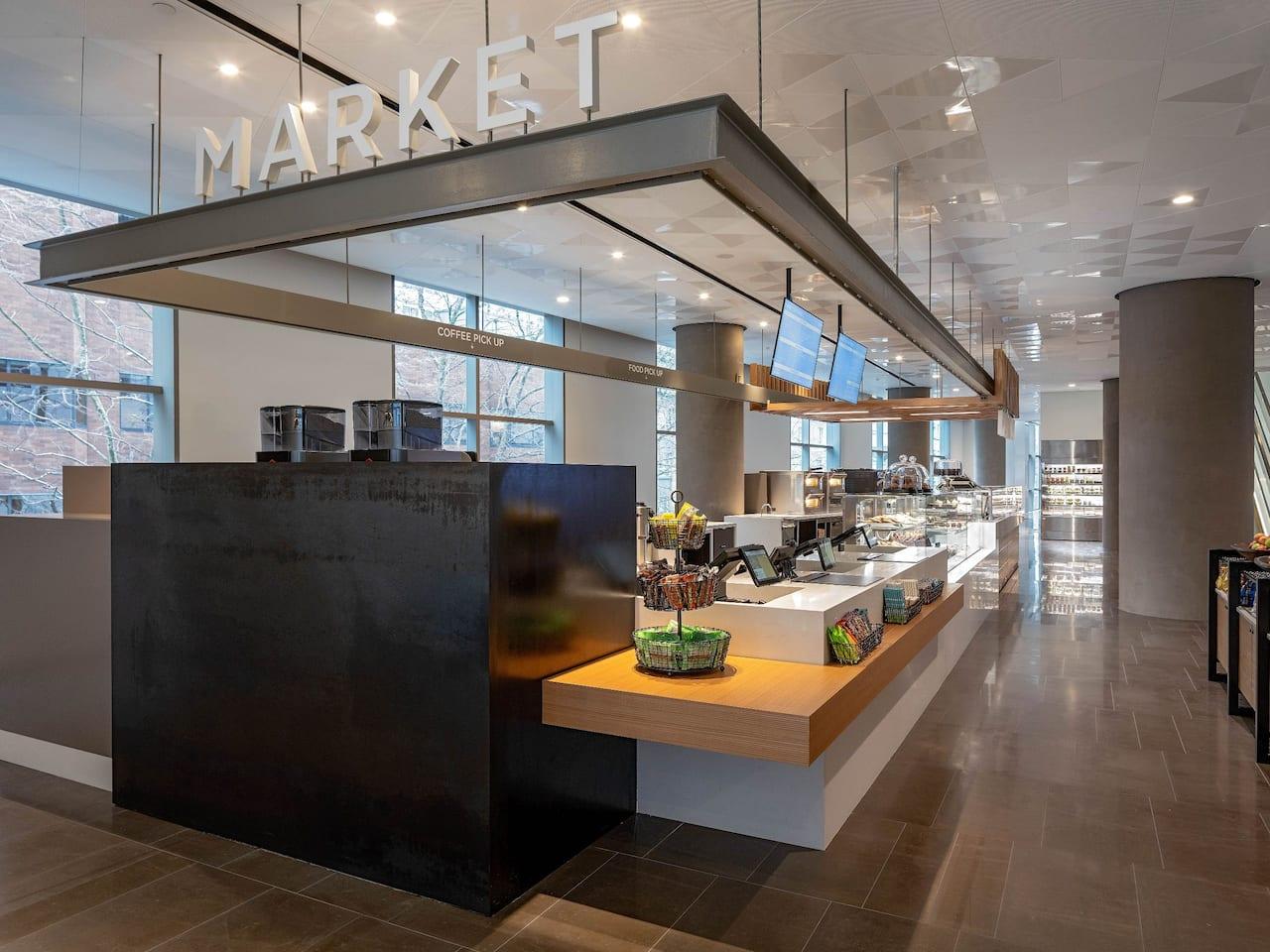 Hyatt Regency Seattle Market