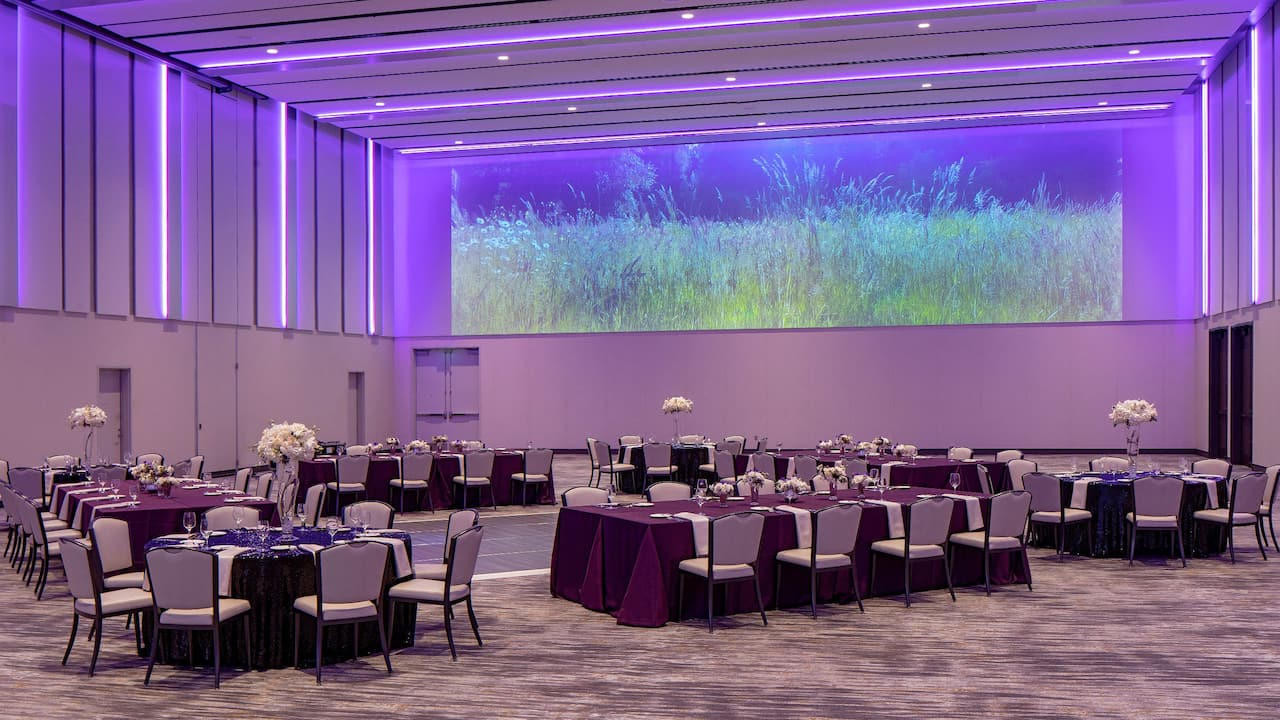 Hyatt Regency Seattle Elwha Ballroom