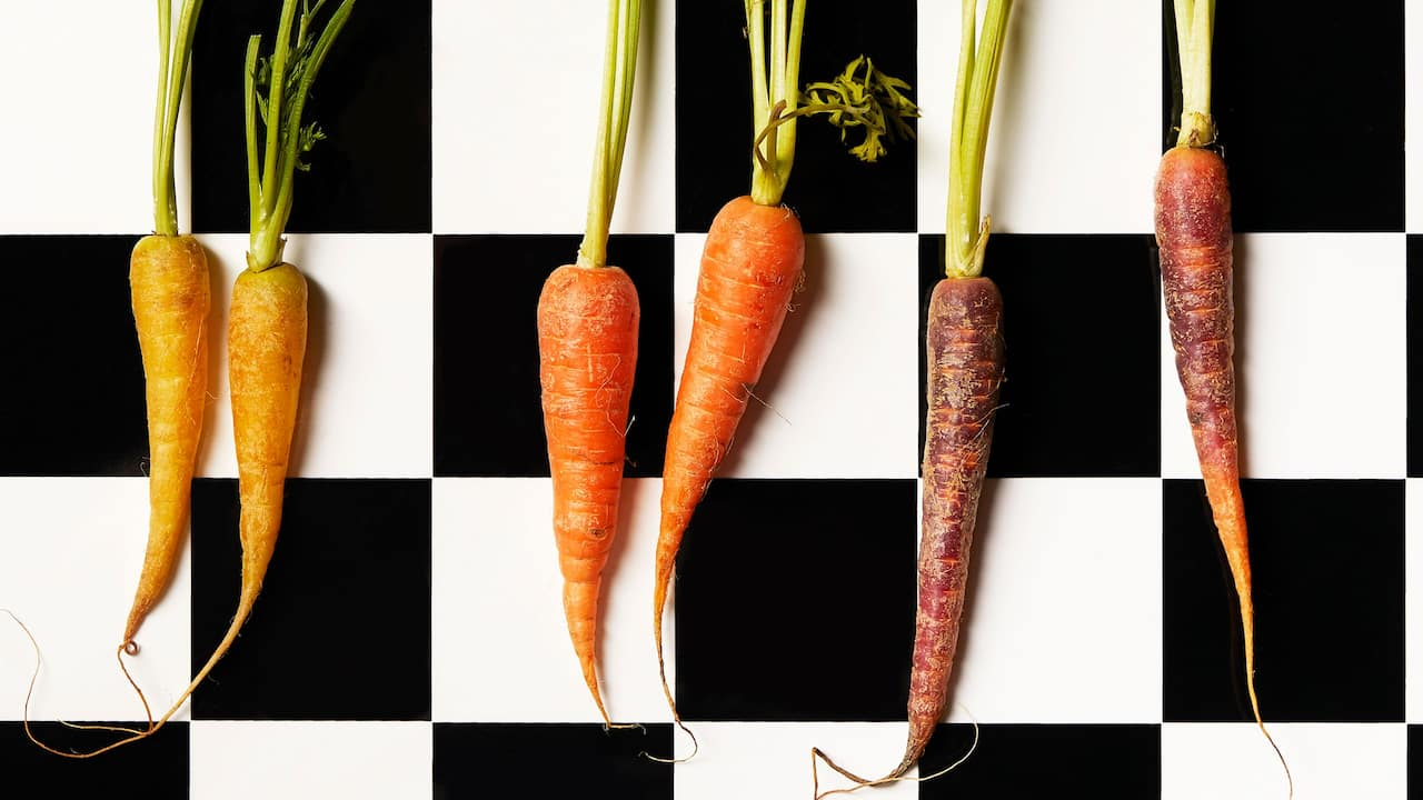 Andaz Amsterdam Prinsengracht Bluespoon Carrots
