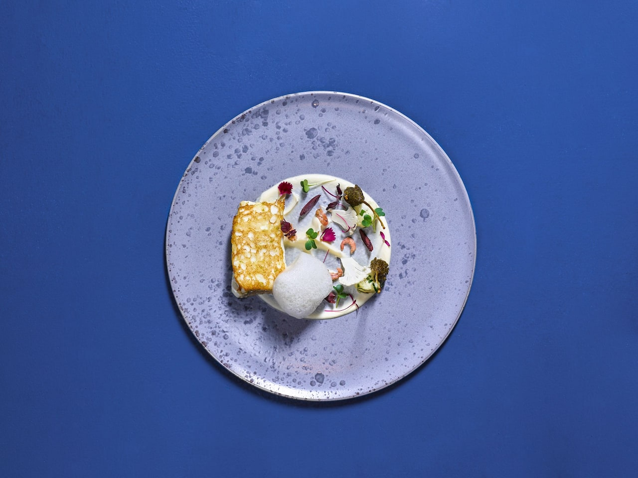 Bluespoon Chef Sander Signature Dish