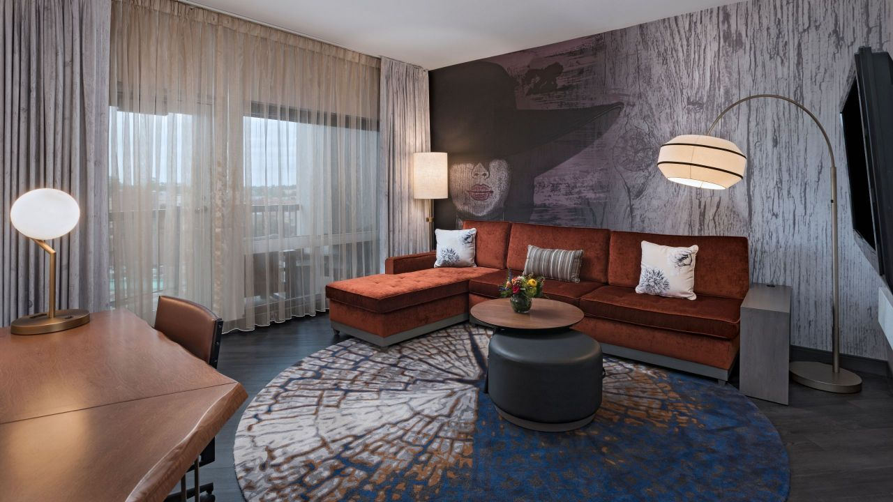 Hyatt Centric The Woodlands | Master Patio Suite