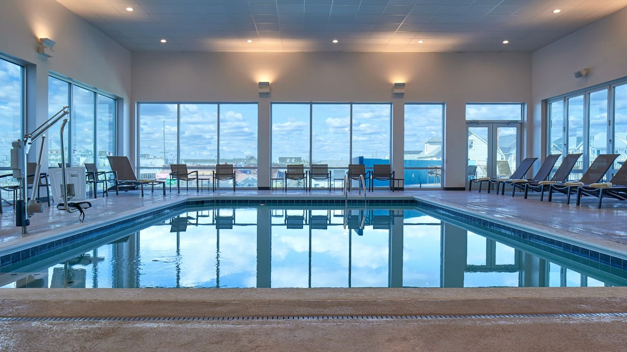 Hyatt Place Ocean City Oceanfront Heated Indoor Pool