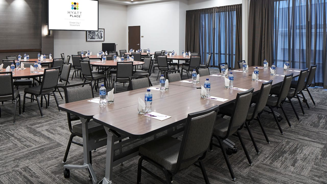 Hyatt Place Ocean City Oceanfront Meeting Room for Meetings, Groups and Weddings