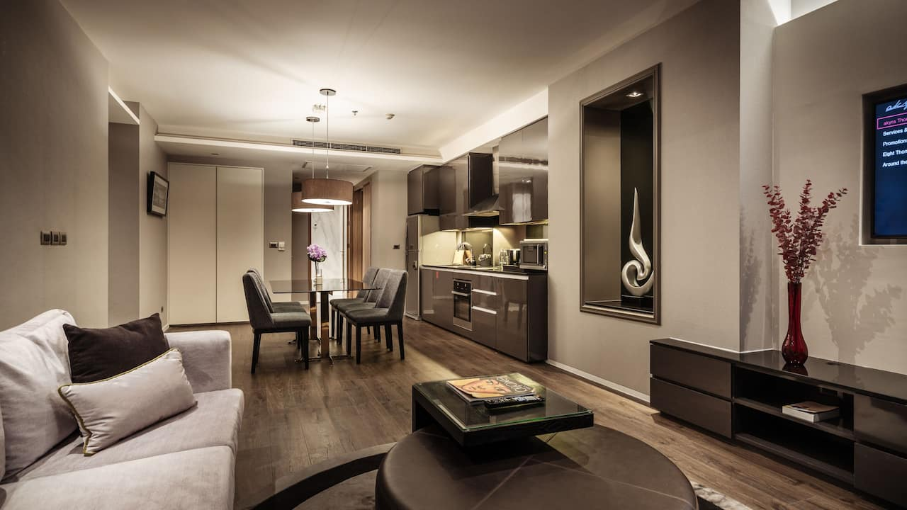 Akyra two bedroom suite