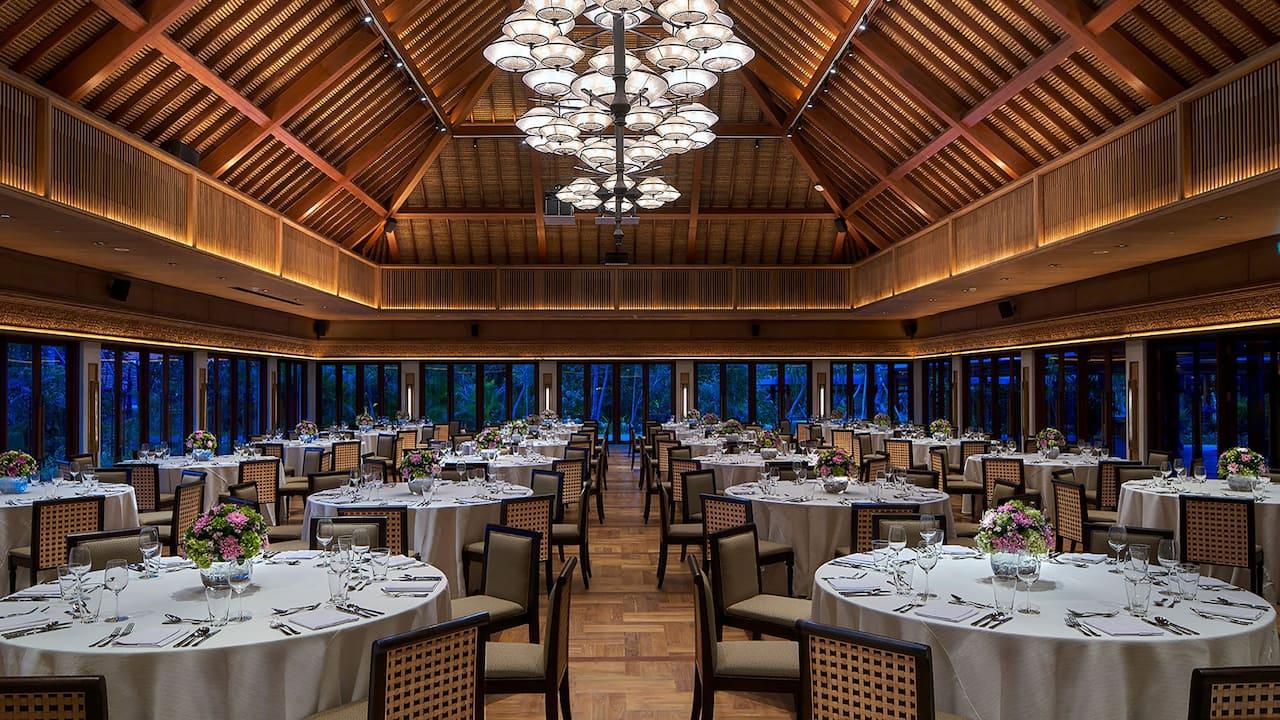 Conference Venues Bali (Wantilan Ballroom Hyatt Regency Bali)