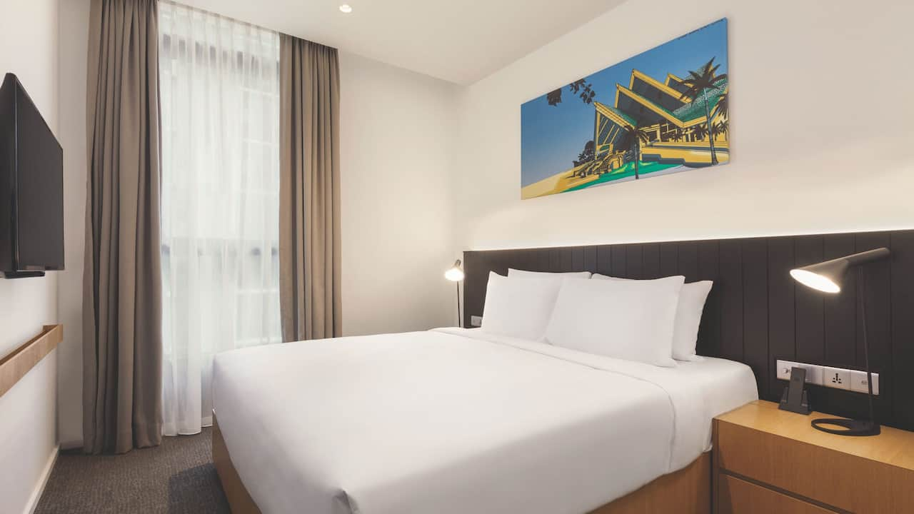 Two Bedroom Suite The Hyatt House Extended Stay Hotel, Kuala Lumpur Mont Kiara
