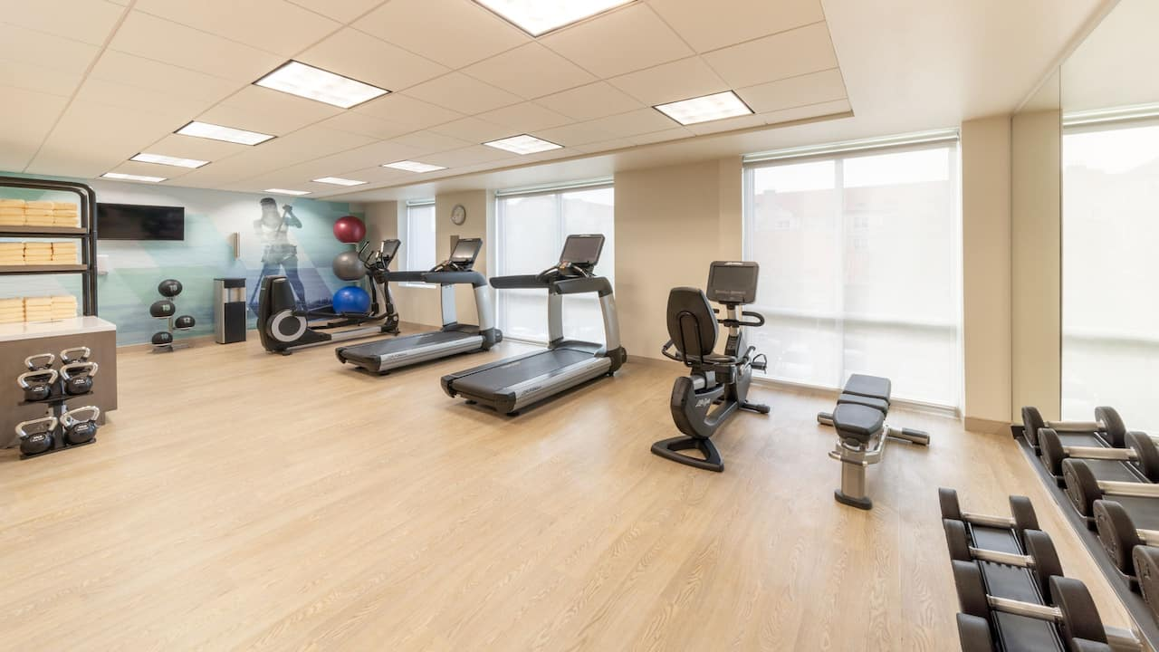 Fitness Center Hyatt Place Sandestin at Grand Boulevard