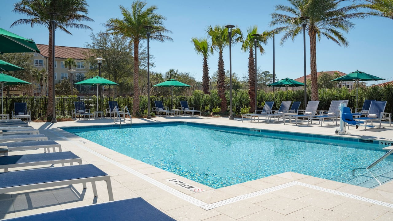 Outdoor Pool Hyatt Place Sandestin at Grand Boulevard