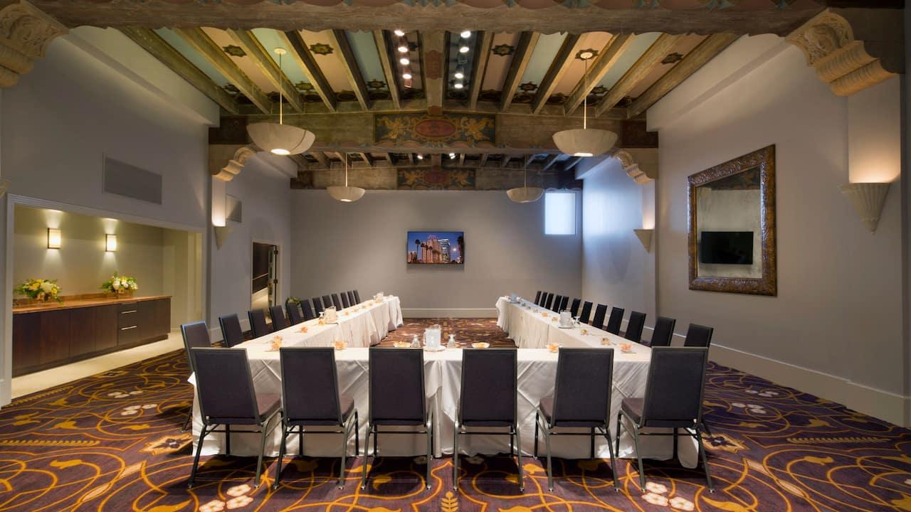 De Anza Meeting Room