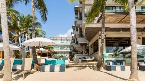Thompson Playa Del Carmen Beach HSE