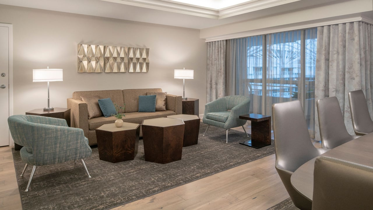 Hyatt Regency Orlando International Airport | Conference Suite