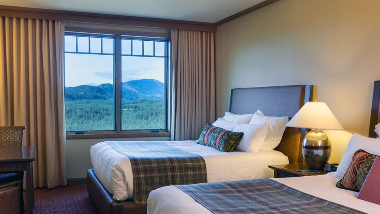 Lodge Resort View, 2 Queens