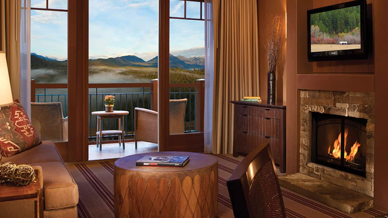 Lodge 1 Bedroom River View