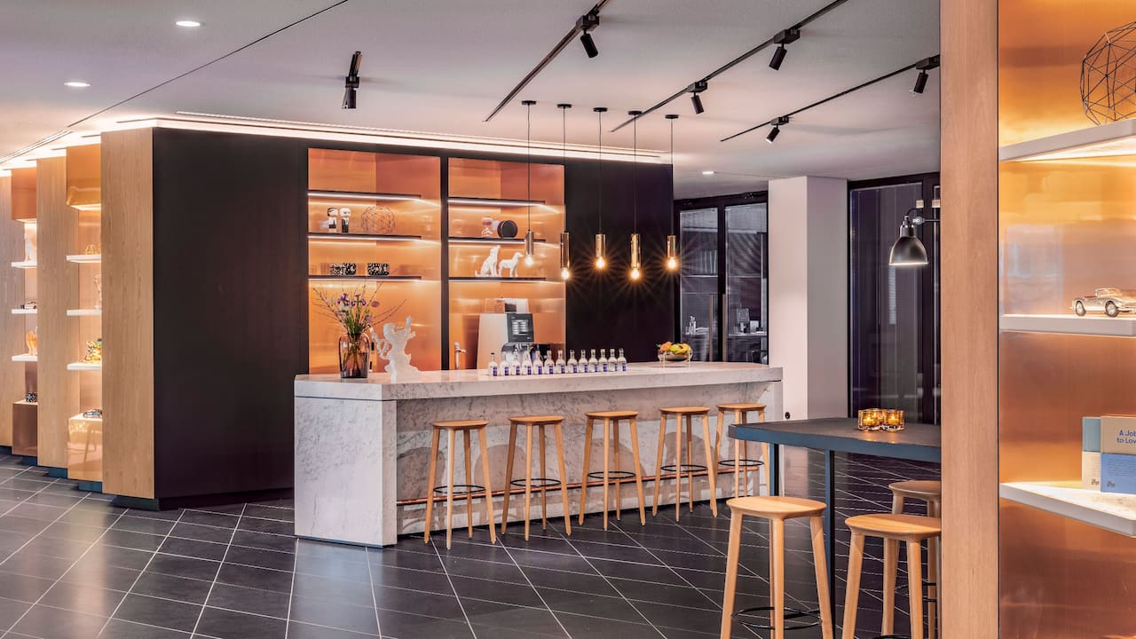 Andaz Munich Schwabinger Events Networking Bar