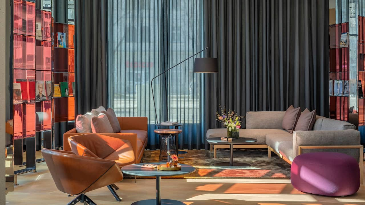 Andaz Munich Lounge Seating