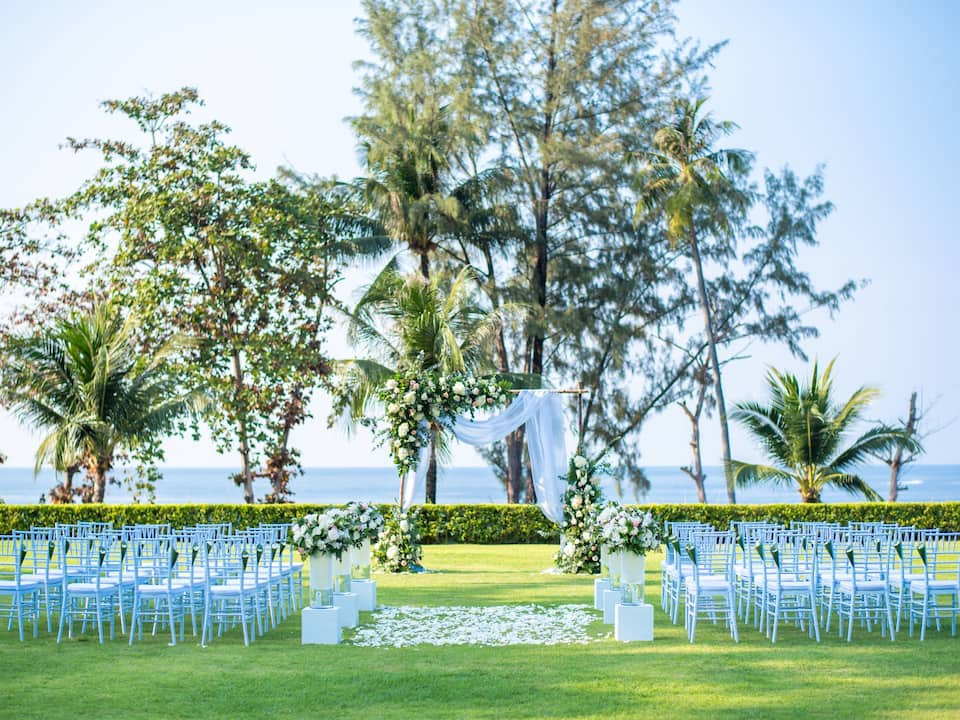 5-star Phuket Hotel in Kamala Beach Wedding Venue