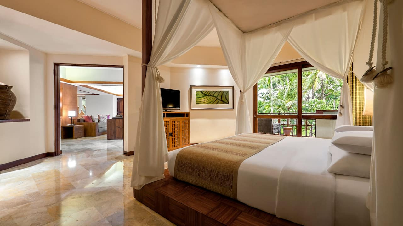 Grand Hyatt Bali Club Executive Suite King, One Bedroom and 1 King Bed
