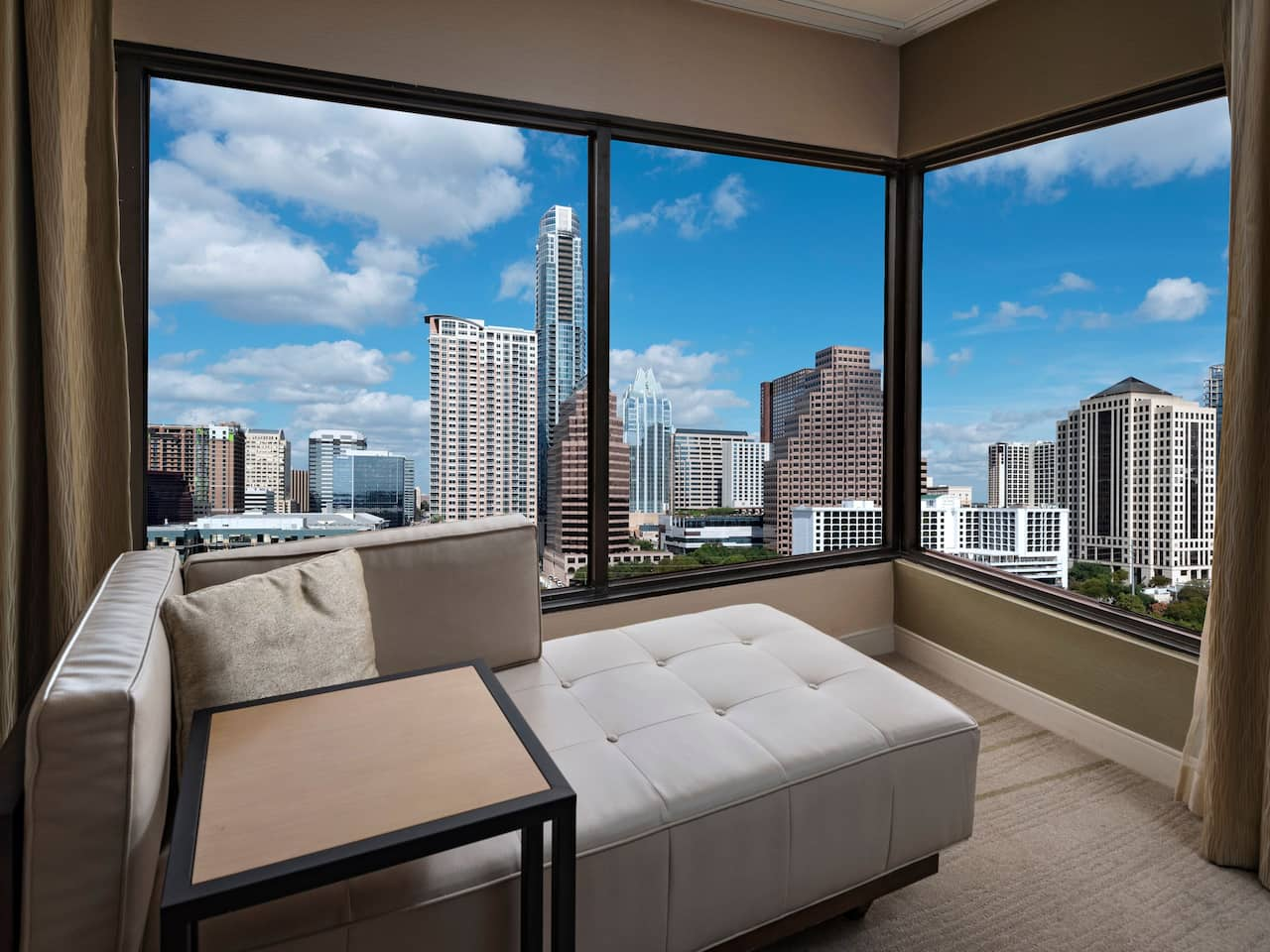 Corner View Guestroom