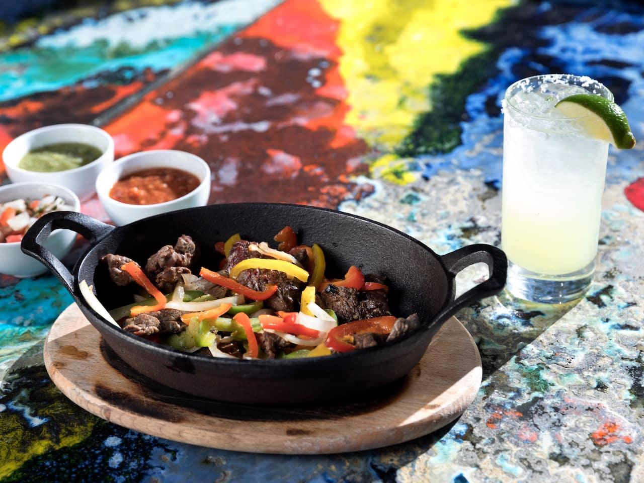 Hyatt Regency Austin Marker 10 meal