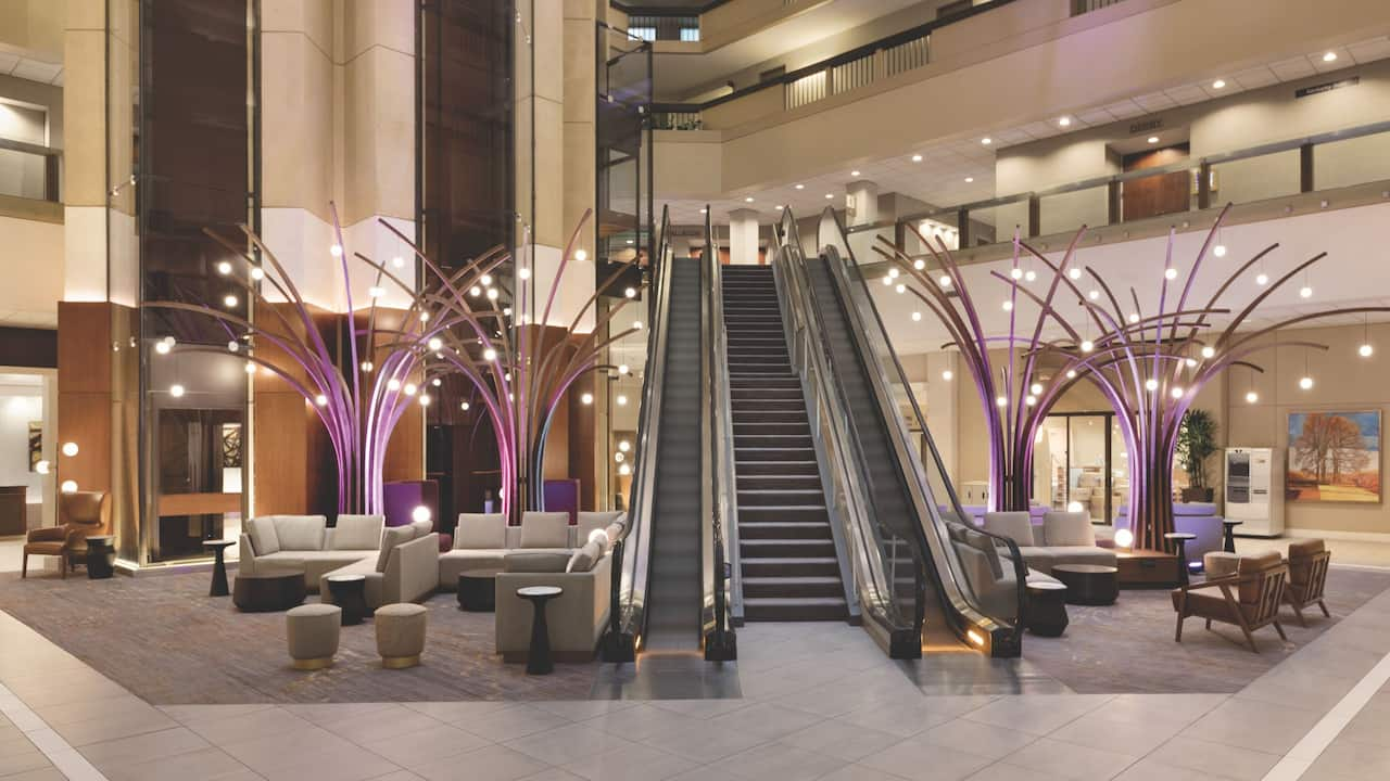 Hyatt Regency Louisville Lobby