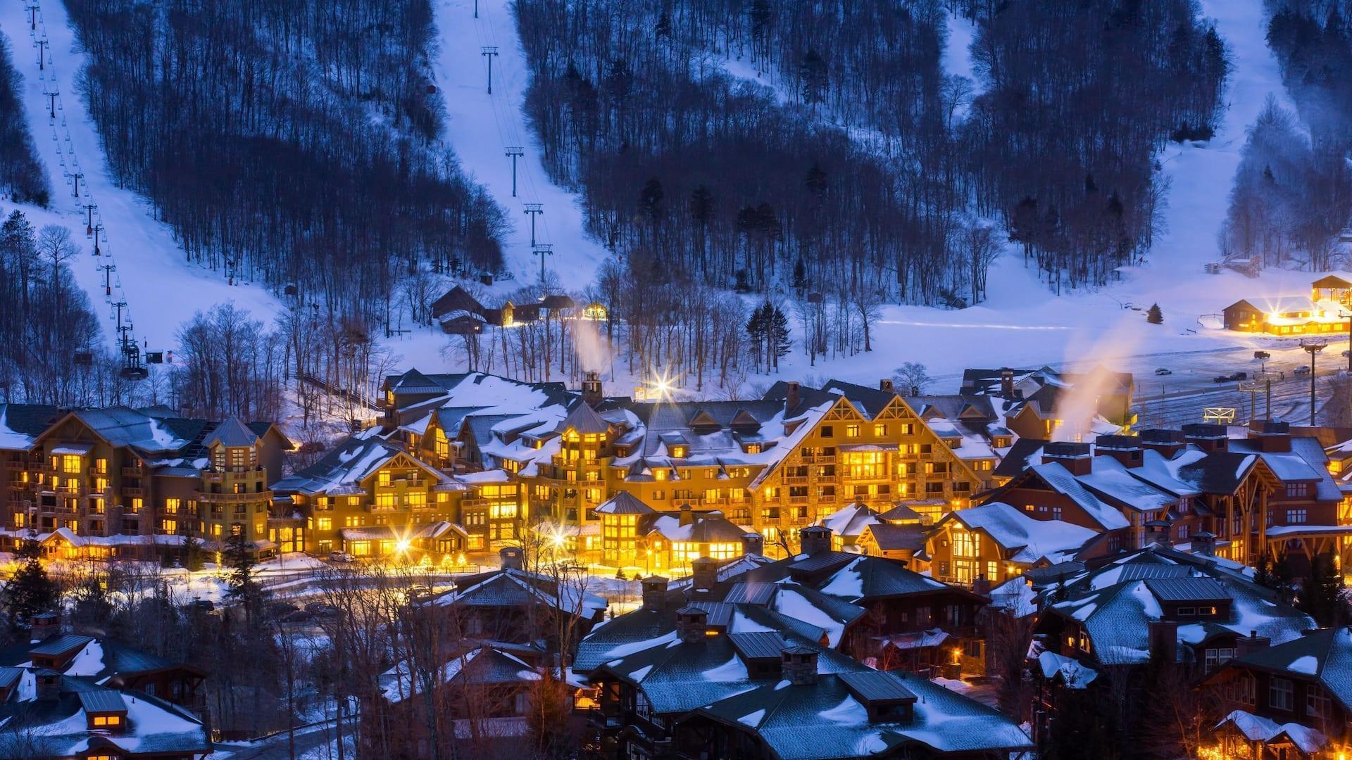 The Lodge Ski View
