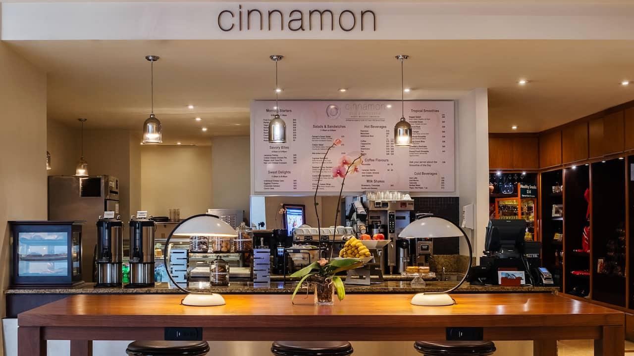 Cinnamon Café