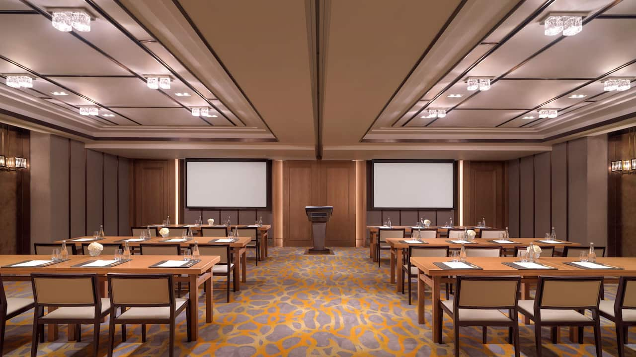 Meeting Room Class Room Set Up