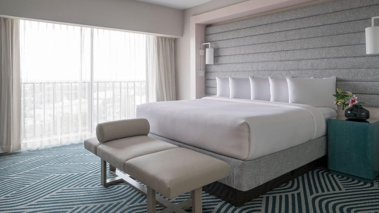 Bi-Level Bed
