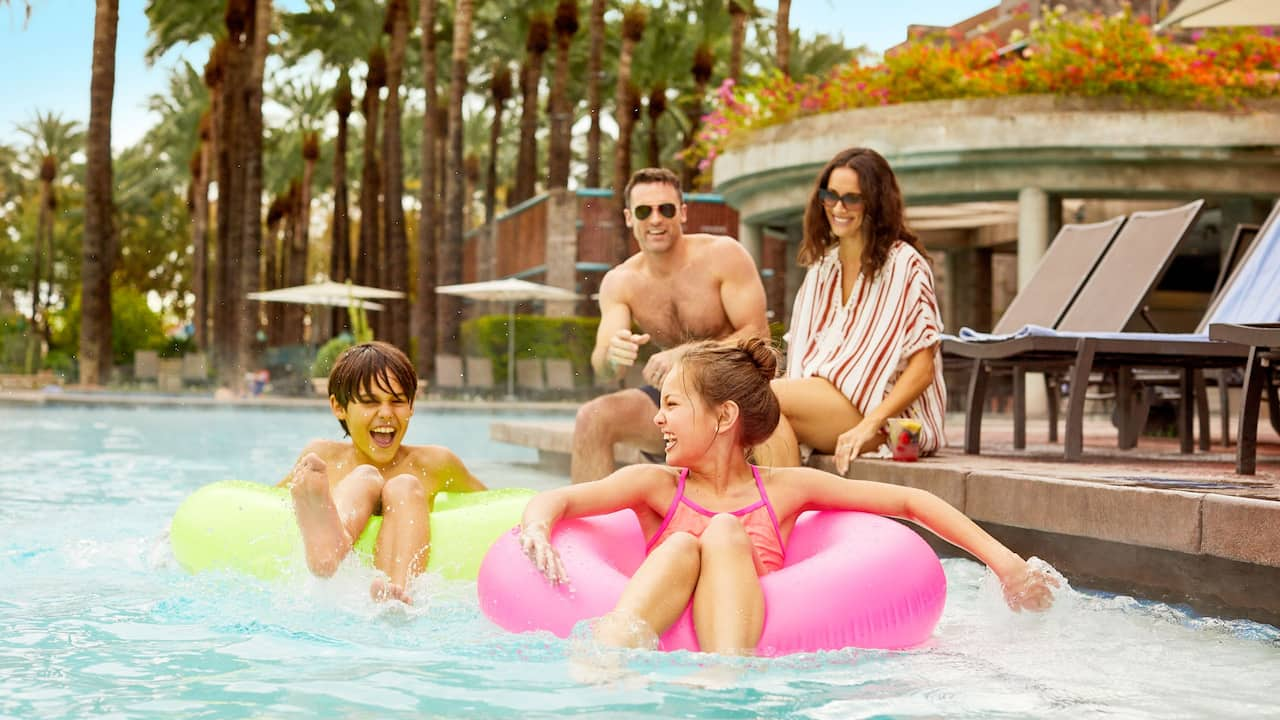 Scottsdale Family Resorts