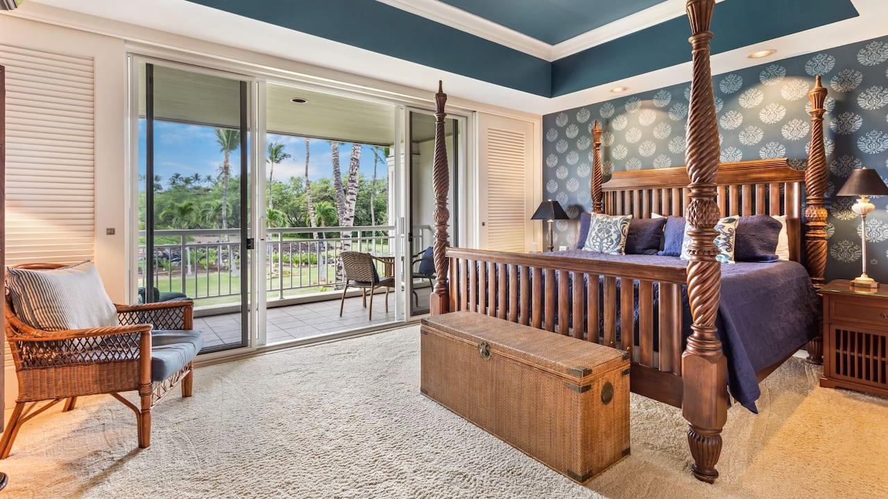 2 Bedroom Condo with Garden View