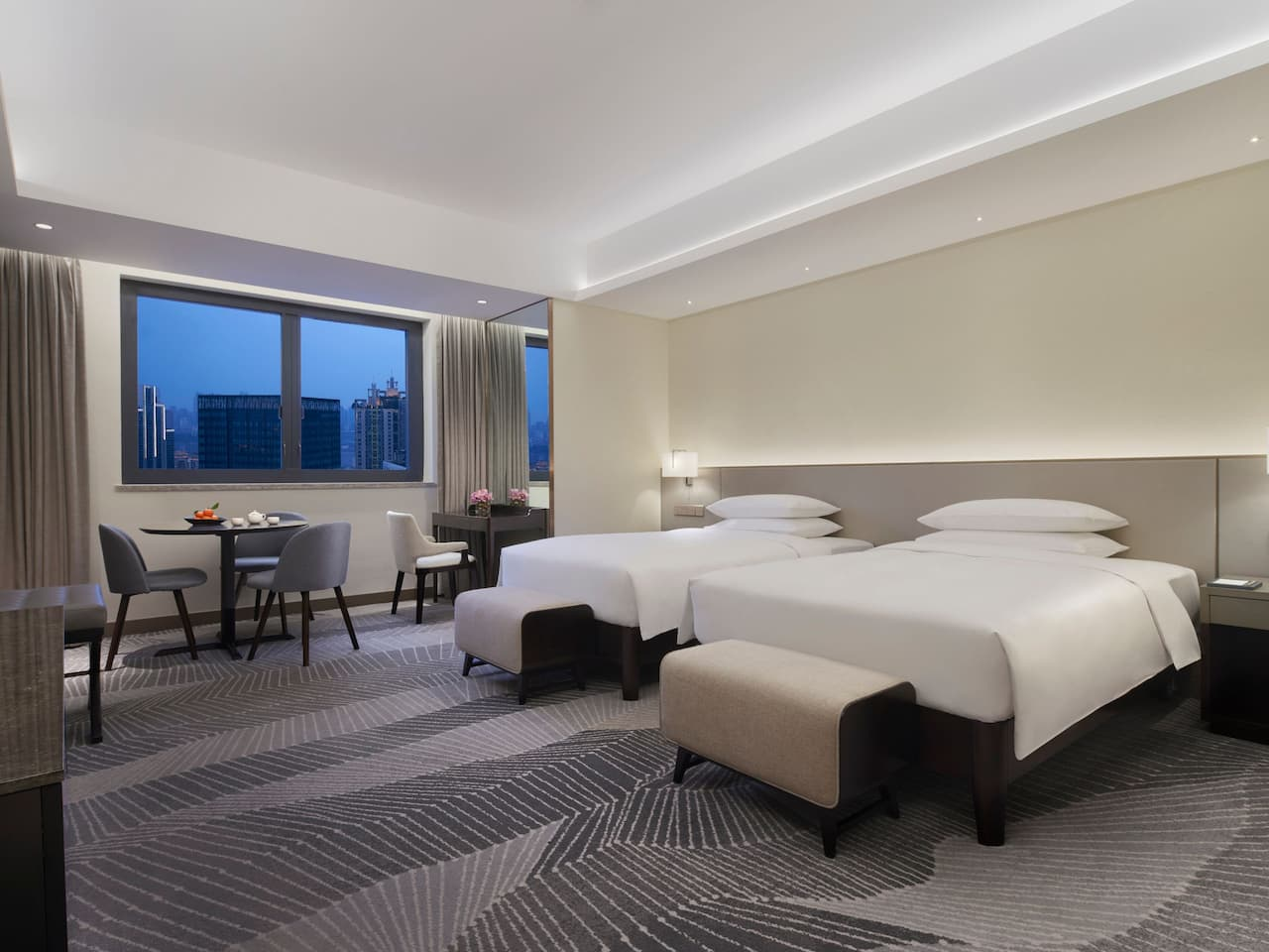 Two Twin-beds Club Deluxe Room