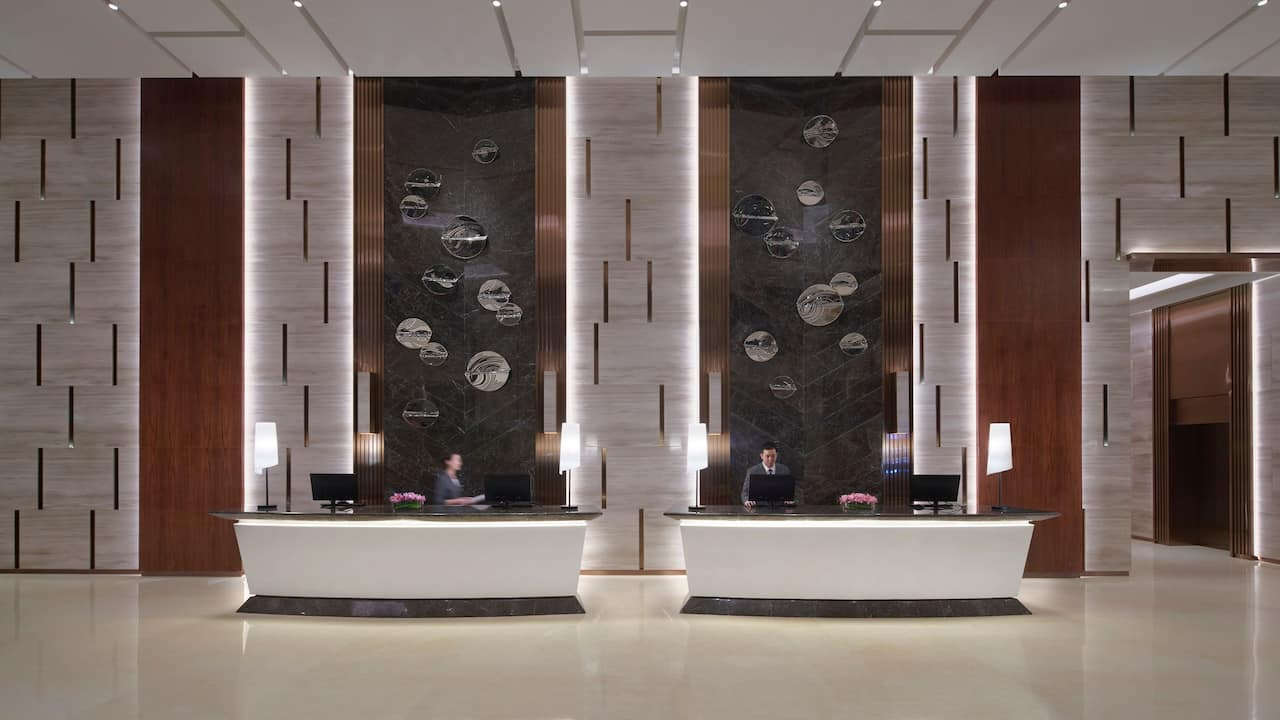 Lobby Elevator Access