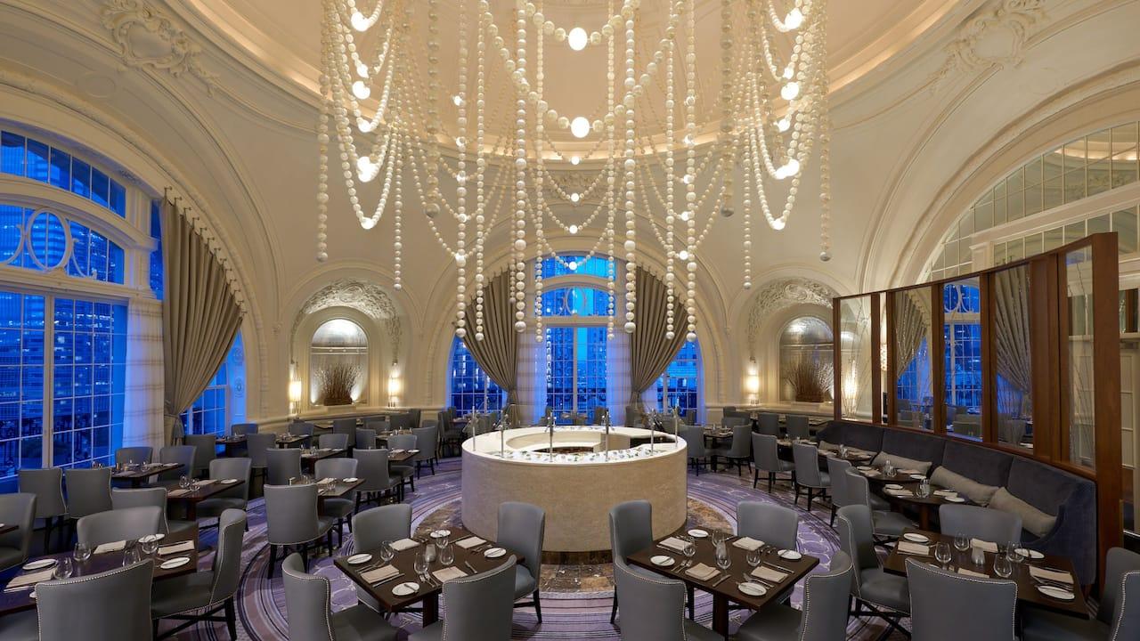 XIX Nineteen Pearl Room Dining Room