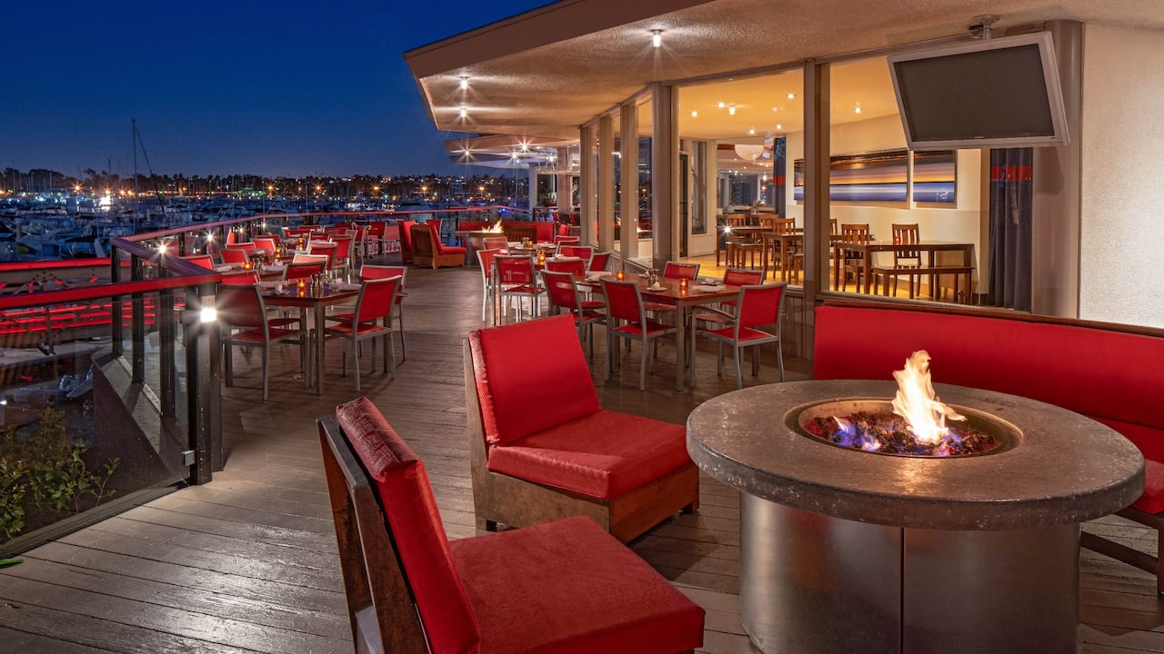 Red Marlin Firepits